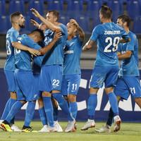 Russian side score EIGHT goals in extraordinary Europa League comeback
