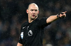Premier League referee quits aged 32 due to 'change in his personal circumstances'