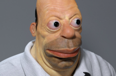The public is traumatised by an artist's 3D re-imagining of Homer Simpson IRL