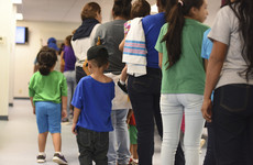 US government still holds 565 immigrant children