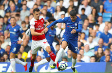 As it happened: Chelsea vs Arsenal, Premier League