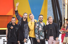 Fans injured during storm at Backstreet Boys concert