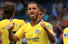'I'm happy here' - Hazard ends Real Madrid hopes as he confirms Chelsea stay