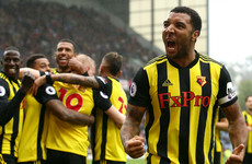 Deeney leads destructive display as Watford make it two Premier League wins from two