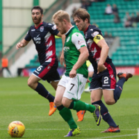 Ireland's Daryl Horgan steps up as Hibs' hero with stunning stoppage-time winner