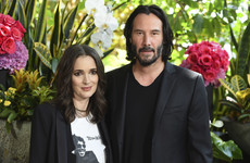 Winona Ryder and Keanu Reeves think their on-screen marriage may have been legit