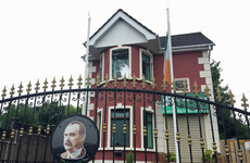 Sinn Féin Belfast offices targeted in overnight arson attack