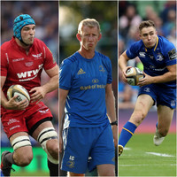 Beirne, Cullen and Larmour the big winners as Pro14's 2017/18 awards handed out
