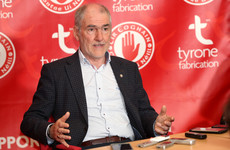 Harte on Tyrone's RTÉ position and brands criticism from former players as a 'cheap shot'