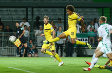 Witsel saves Dortmund from humiliating German Cup exit with 95th-minute volley on debut