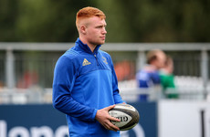 Out-half concern for Leinster as Frawley ruled out 'for a number of weeks'