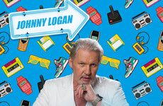 Johnny Logan is going to be headlining Electric Ireland's Throwback Stage at EP next weekend