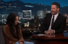 Zoë Kravitz complained about Prince boring her at a party when she was younger on Jimmy Kimmel Live