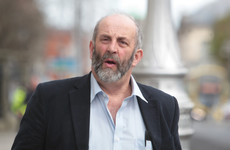'I don't deserve to be scorned': Danny Healy-Rae hits back over image of him asleep at All Ireland final