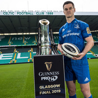 'I grew up wanting to captain Leinster and for it to finally happen is a huge honour for me'