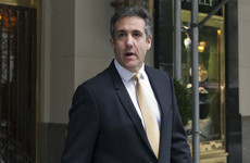 Long-time Trump lawyer Michael Cohen tells judge he will plead guilty to several charges