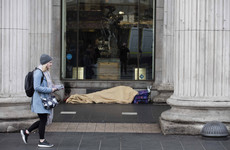 Homeless charity says it doesn't expect to be 'negatively impacted' by Pope's visit