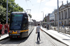 Luas back to full service following incident on the green line between St Stephen's Green and Balally