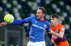 Advice from ex-Man Utd goalkeeper helped St Pat's striker find new lease of life