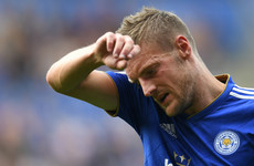 'Sometimes we make the wrong choice' - Vardy reacts to awful tackle on Ireland international Doherty