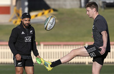 Injuries allow Jordie Barrett back in XV as All Blacks promise improved performance against Australia