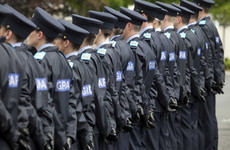 Nearly 200 student gardaí will patrol the Papal visit - but they won't be able to actually arrest anyone