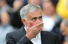 Jose Mourinho's silence speaks volumes