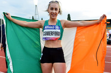 Comerford bags second bronze in Berlin bringing Ireland's medal count to eight