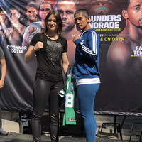 Taylor and Tennyson come face to face with foes ahead of Boston world title triple-header