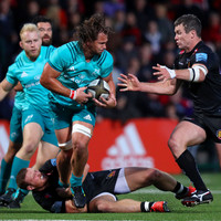 Munster held scoreless in home defeat to Champions Cup opponents Exeter
