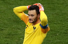 'Drink-driving is completely unacceptable' - Lloris apologises after arrest