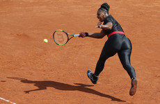French Open to ban Serena Williams' 'Black Panther' catsuit