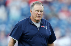 Patriots have 'a lot of work to do' admits Belichick after preseason defeat
