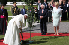 Sky News thinks Pope Francis is currently in England, and Twitter is fairly baffled
