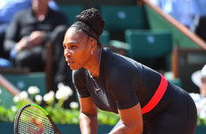 French Open bans Serena's 'Black Panther' catsuit