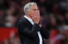 Mourinho: Man United making too many mistakes