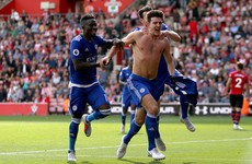 Maguire strikes late to sink Saints as Bournemouth and Everton produce four-goal thriller