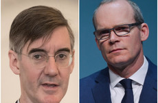 Coveney attacks Brexiteer Rees-Mogg over proposal for border checks 'just like during the Troubles'