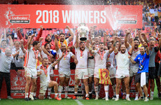 Catalans stun Wembley to become first non-English side to win Challenge Cup