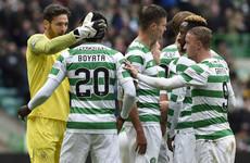Boyata goes from villain to hero after scoring winner for Celtic against Hamilton
