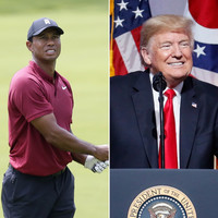 'He's the President. You have to respect the office' - Tiger Woods stays out of Trump feud with athletes