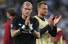 Mignolet baffled by Liverpool's 'bizarre' decision to loan Karius to Besiktas