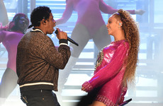 One of Beyoncé and Jay-Z's latest concerts ended in a 'fight' after a stage invasion
