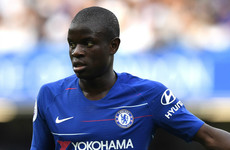 'He is not a goalscorer' - Gullit questions 'strange' decision to give Kante more advanced role at Chelsea