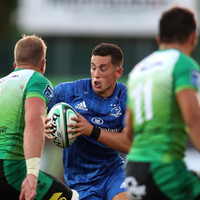 Reid set to recover from quad problem to boost Leinster's out-half options for Cardiff