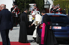 'Hopefully it brings us luck': The Pope's Skoda is being donated to a homeless hub
