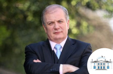Gavin Duffy said he had to remortgage his house to start presidential bid