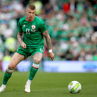 James McClean joins in criticism of Declan Rice