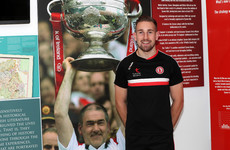 Turning down squad invite from Mickey Harte, a broken leg on 21st birthday and a Tyrone breakthrough at 24