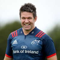 Holland excited to learn off Beirne as he begins his 12th season with Munster